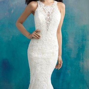 Allure Bridal Size 10 Wedding Dress